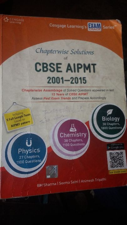 Physics chemistry Biology - Used Books