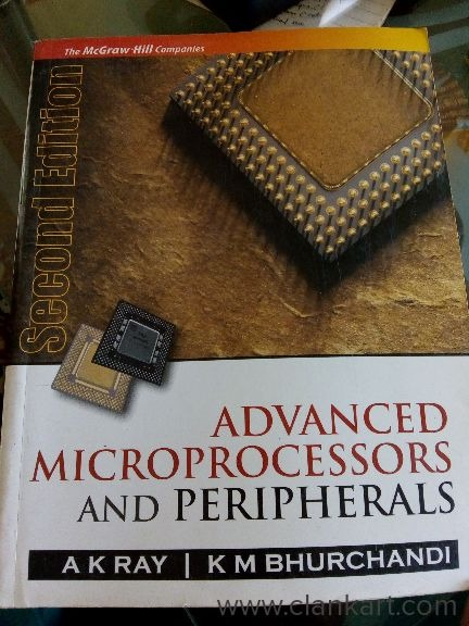 Microprocessor n peripherals - Used Books