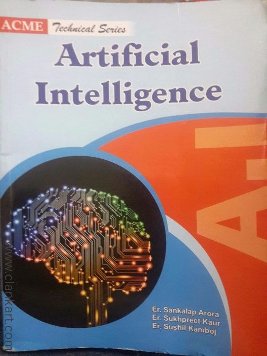 Artificial Intelligence - Used Books