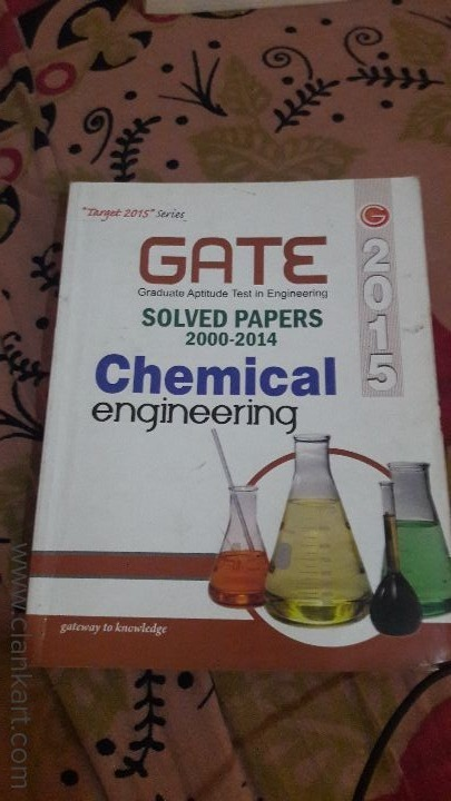 Gate by gk publication,gate by ram prasad, solved papers by gk publication - Used Books