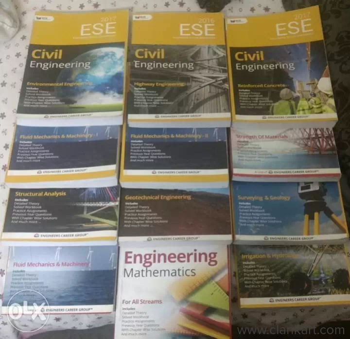 Gate Book For Civil Engineering
