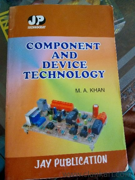 Component n device technology - Used Books