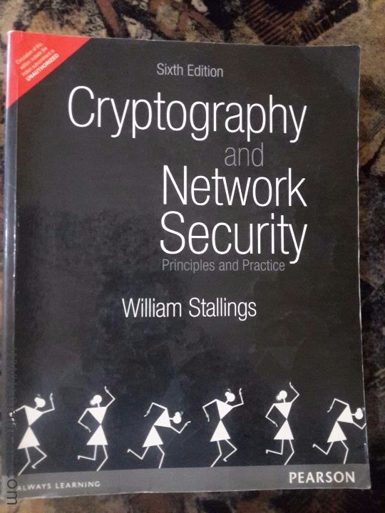 Information Security (IS) - Used Books