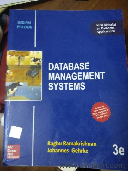 Database Management System - New Books