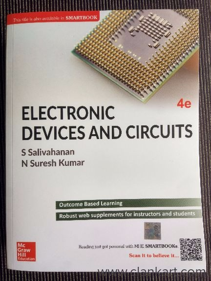 Electronic Devices and Circuits - Chennai | Clankart
