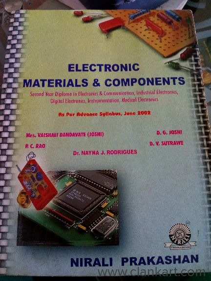 Electronic n telecommunication - Used Books