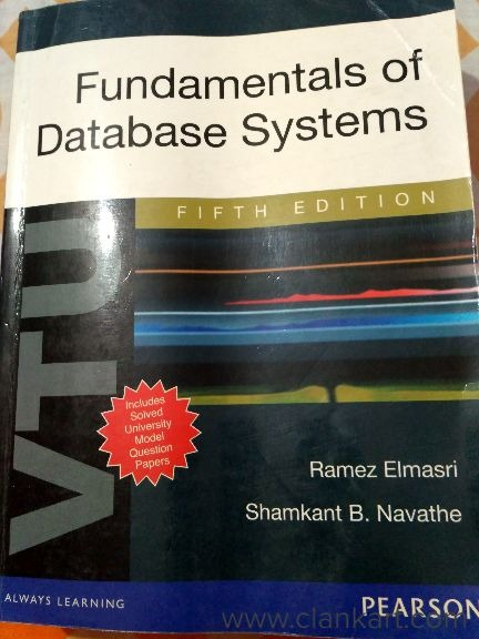 Database Systems - Used Books