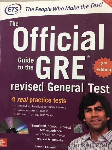 GRE - Used Books