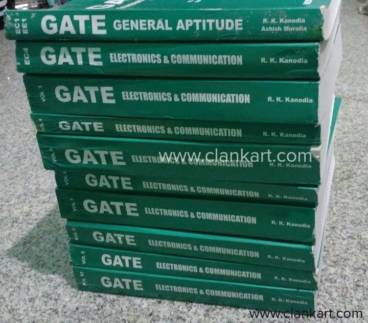 Gate - New Books