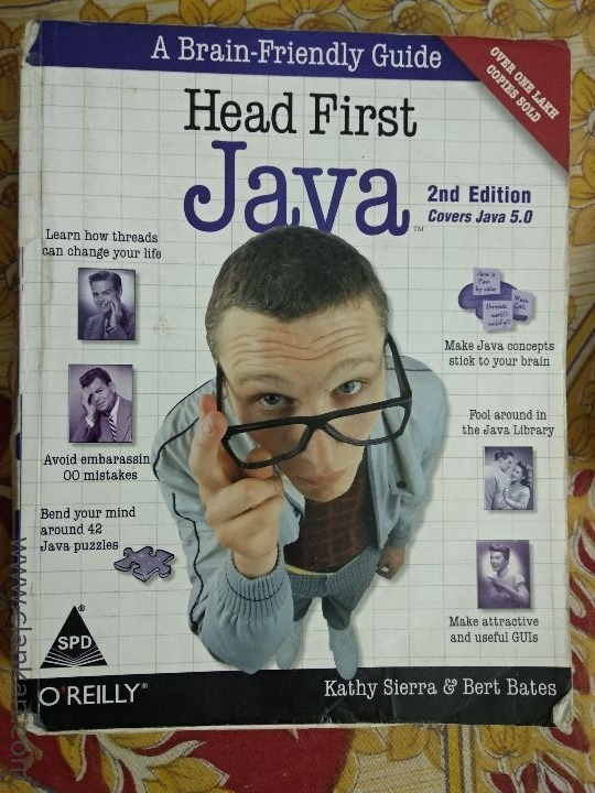 Head First Java Book By Kathy Sierra Pdf