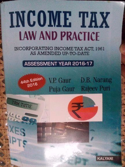 Income Tax Law And Practice Pdf