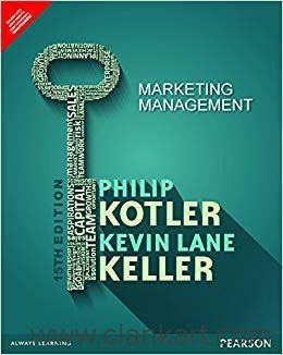 Marketing Management by Philip Kotler - Used Books