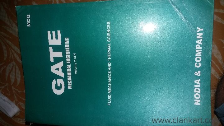 MECHANICAL (GATE STUDY MATERIAL) - New Books
