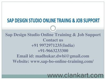 Tableau Online Training Tutorial for Beginners - Bangalore | Clankart