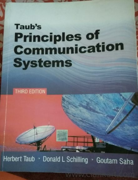 Communication Systems  - New Books