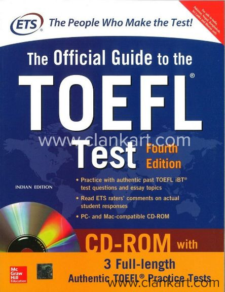 TOEFL - Used Books