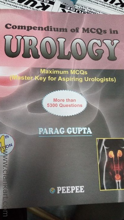 Pg urology - New Books