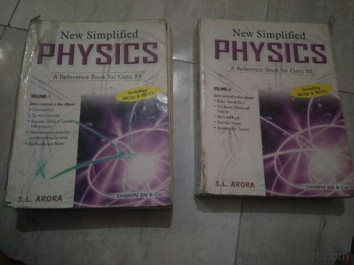 Physics  - Used Books